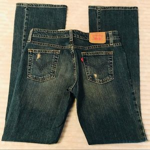 Levi's Special Edition 04 Vintage Distressed Flare